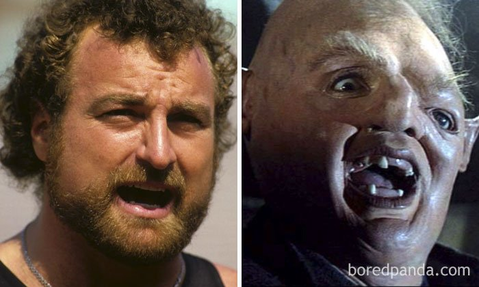 John Matuszak - Sloth (The Goonies)