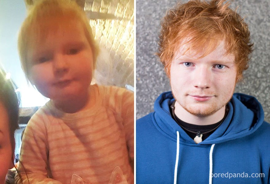 babies celebrity lookalikes 1 58d0f5c248482  880 - 30 Babies Who Exactly Look Like Famous Celebrities, But Not Related
