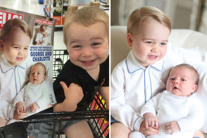 babies look like celebrities lookalikes 54 - 30 Babies Who Exactly Look Like Famous Celebrities, But Not Related
