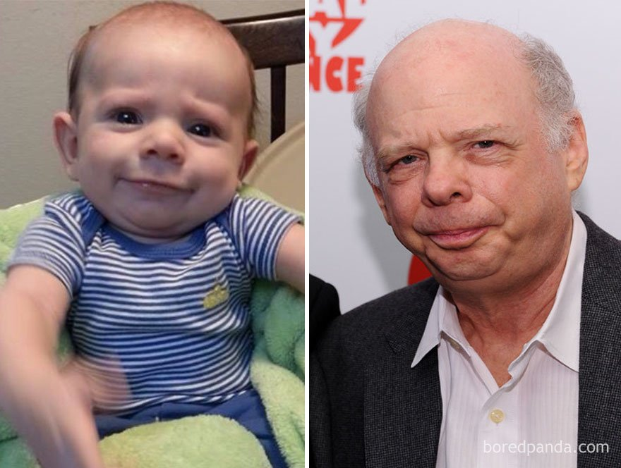 babies look like celebrities lookalikes 57 - 30 Babies Who Exactly Look Like Famous Celebrities, But Not Related