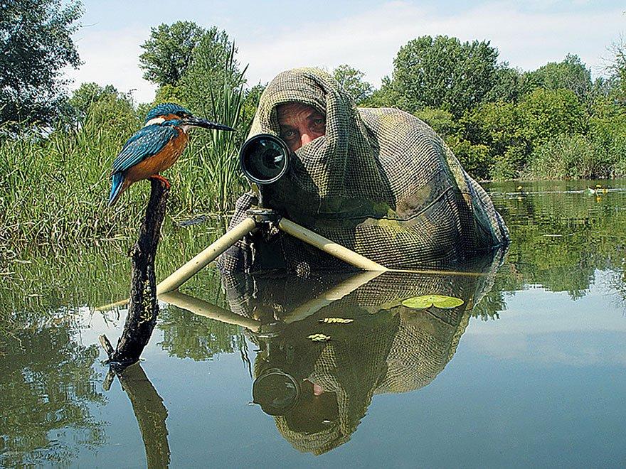 Photographe de la nature