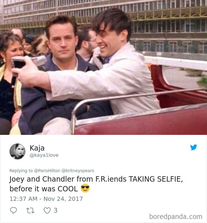 paris hilton britney spears invented selfie 10 5a1bf23571f7c  700 - Paris Hilton Claimed She And Britney Spears Invented Selfie, See How People Reacted To This