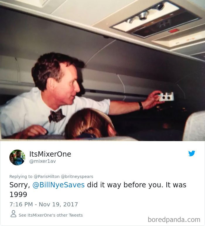 paris hilton britney spears invented selfie 9 5a1bf30292603  700 - Paris Hilton Claimed She And Britney Spears Invented Selfie, See How People Reacted To This