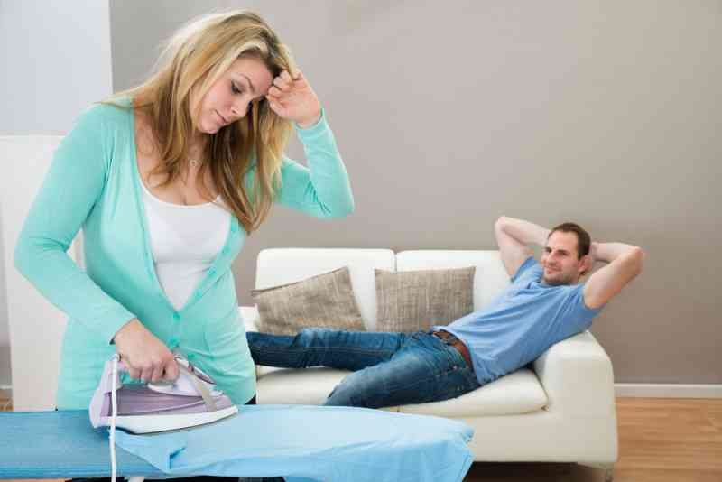 shutterstock 272628851 - Estudo revela que maridos estressam mais as mulheres do que os filhos