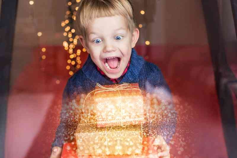 shutterstock 345314693 - Reasons Why You Shouldn't Buy More Than Three Gifts For Your Kids This Christmas