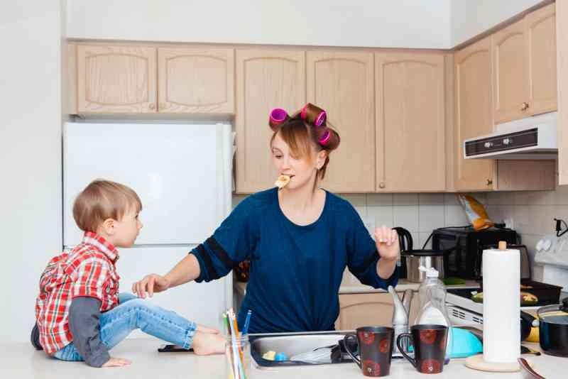 shutterstock 642012124 - Estudo revela que maridos estressam mais as mulheres do que os filhos