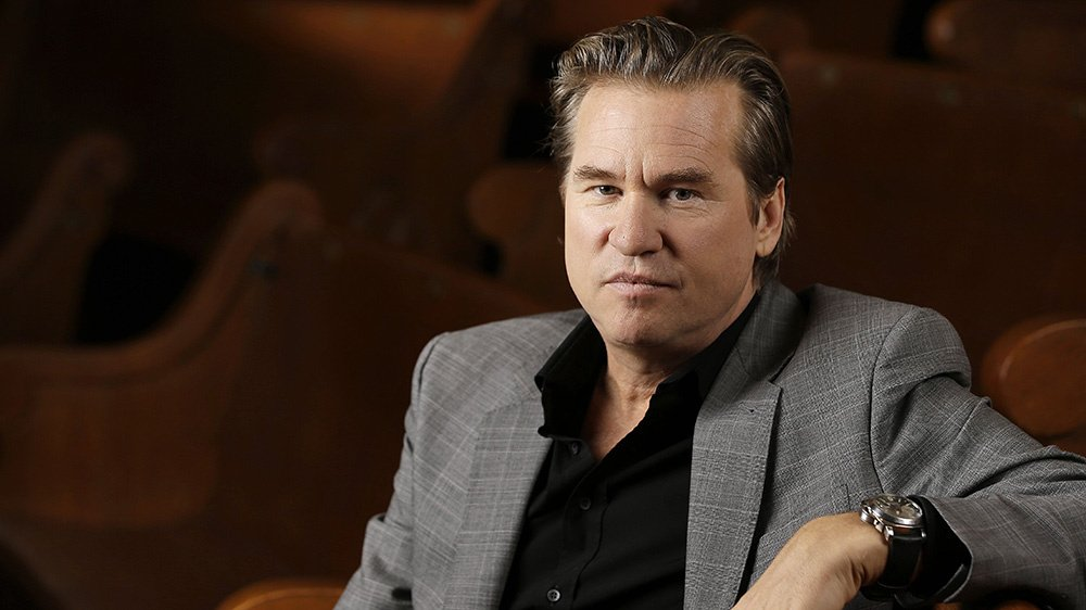 val kilmer - Actor Val Kilmer Credits His Recovery From Terminal Throat Cancer To 'Power of Prayer'
