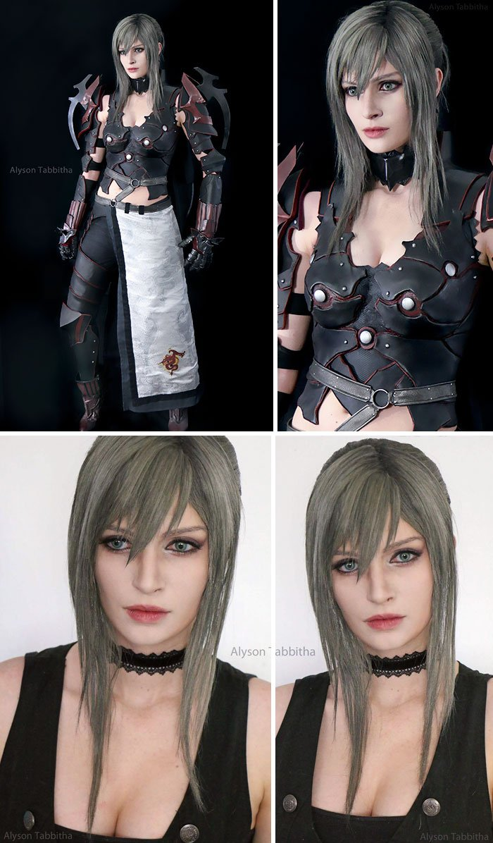 Aranea Highwind From Final Fantasy Xv
