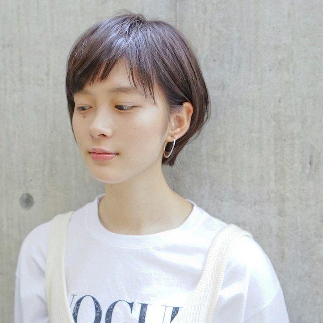 ショートヘア 芸能人 2019