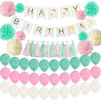 誕生日,飾り付け에 대한 이미지 검색결과
