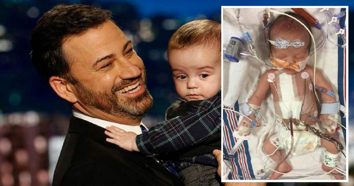 ae364a9c15608697599ae176d5b2097d.jpg?resize=300,169 - Jimmy Kimmel Returns To The Show With His Son Who Went Through Two Heart Surgeries