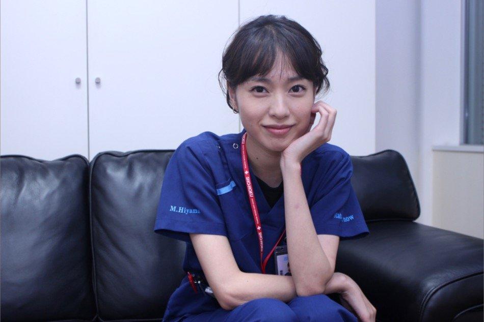 戸田恵梨香 コード・ブルー~ドクターヘ에 대한 이미지 검색결과