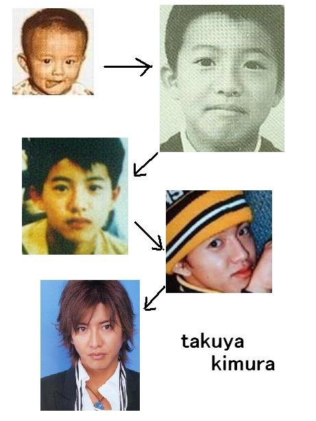 allegations of shaping occurred to takuya kimura of the national top idol 201106061340134f8 - 国民的トップアイドルの木村拓哉に整形疑惑が浮上!
