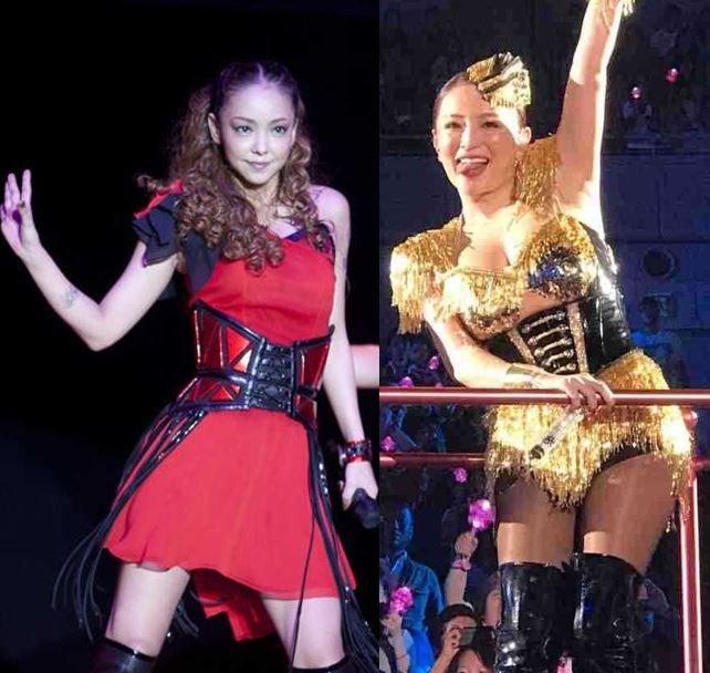 安室奈美恵さんと浜崎あゆみさんが比較されるのはどうして!?納得の理由とは