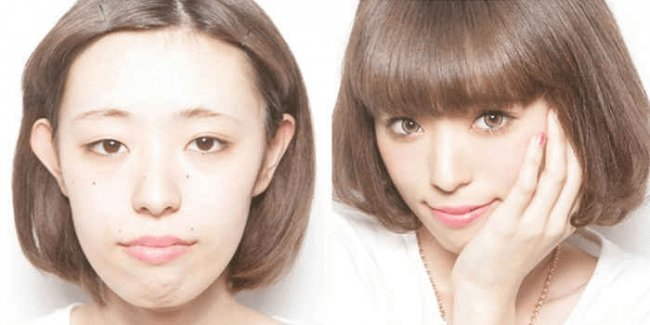 as if you could become a different person how to make makeup unspecified 111 650x325 - まるで別人になれちゃう、整形メイクのやり方やグッズを紹介します