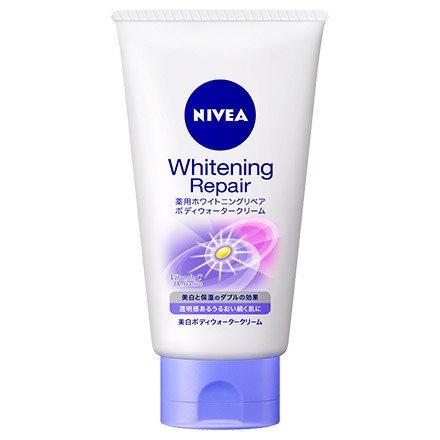 ニベア 薬用ホワイトニングリペア 美白ボディウォータークリーム에 대한 이미지 검색결과