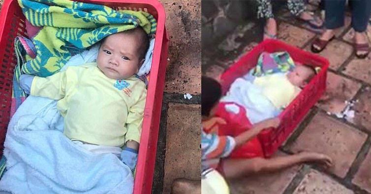 boyrefusestoleavebrother - ¡Un Bebé Fue Abandonado En Una Caja, Junto Con Su Hermano Mayor!