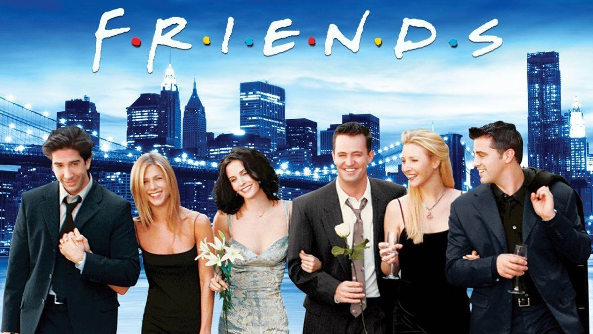 Image result for friends ドラマ
