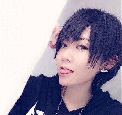 初めての人でもチャレンジできる男装髪型セット , Hachibachi