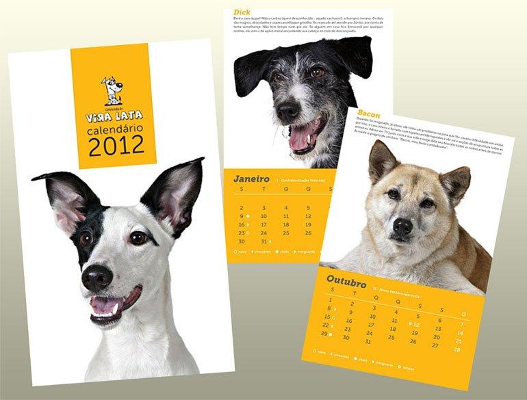 calendario_celebridade_viralata_ajuda_adocao_e_esterilizacao_de_animais_abandonados
