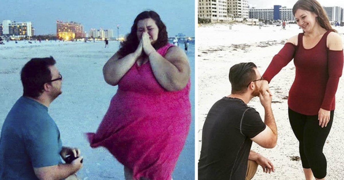 casaldieta - Casal faz promessa de Ano Novo e emagrece 180 quilos juntos!