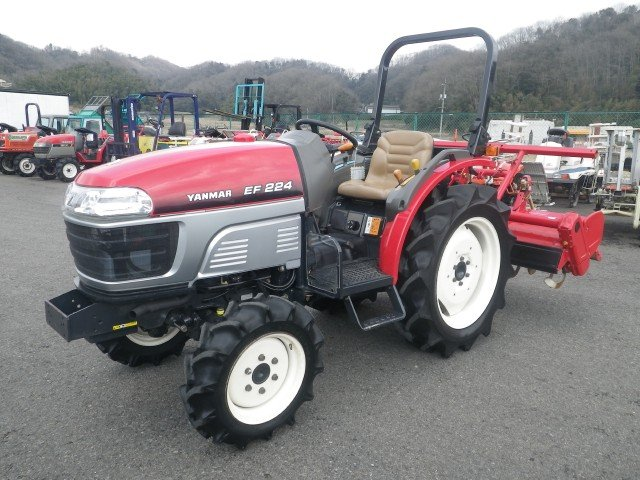 cm is famous knowledge of yanmar tractor057 01l - CMが有名!ヤンマーの知識