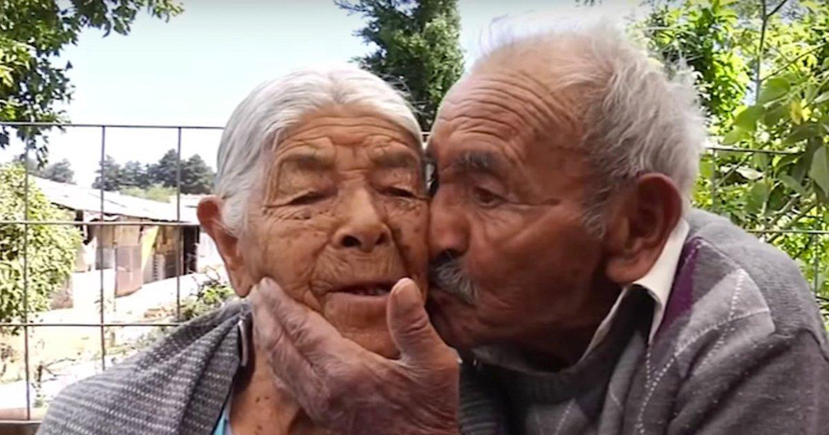cover 29.jpg?resize=412,232 - Este matrimonio cumplió 81 años de casados y continúan amándose como cuando eran jóvenes.
