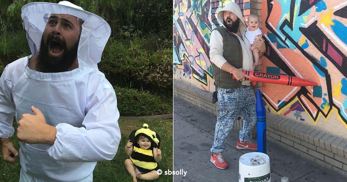 cover 31 - Un padre creó un álbum de fotos con su hija que todos desearíamos tener