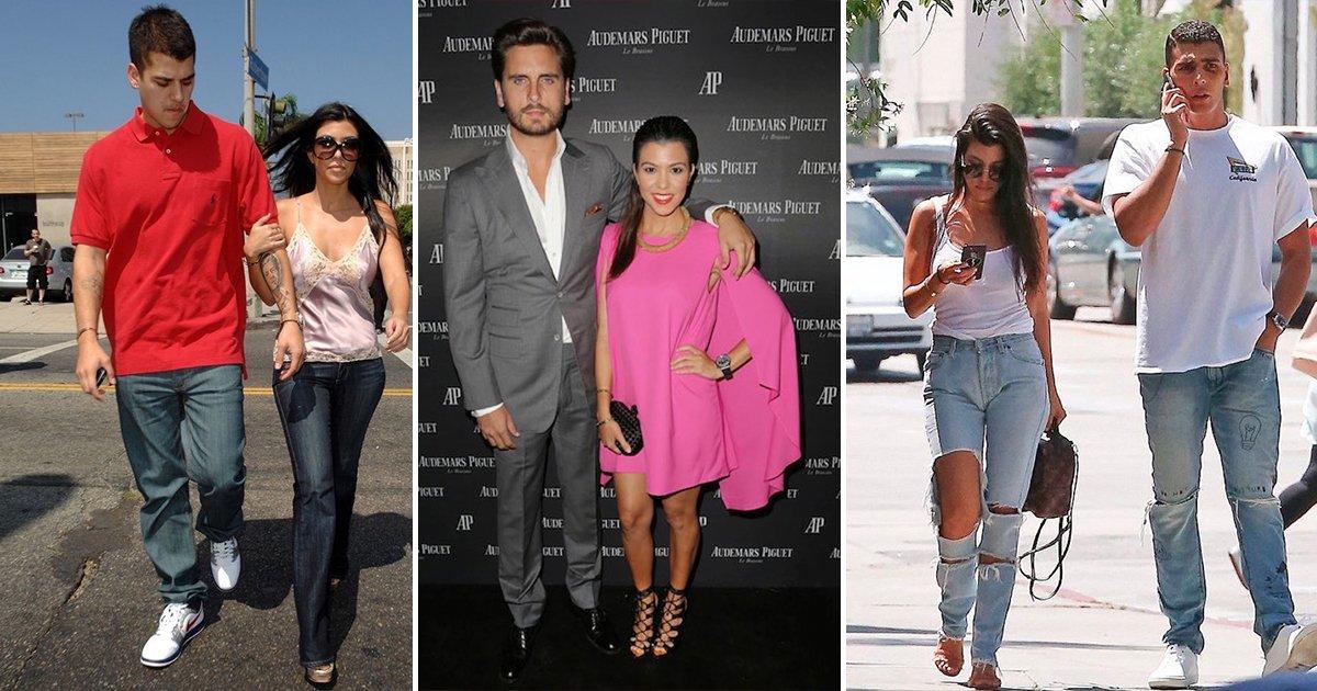 cover 35.jpg?resize=412,232 - 10 fotografías que muestran que Kourtney Kardashian es realmente muy bajita de estatura.