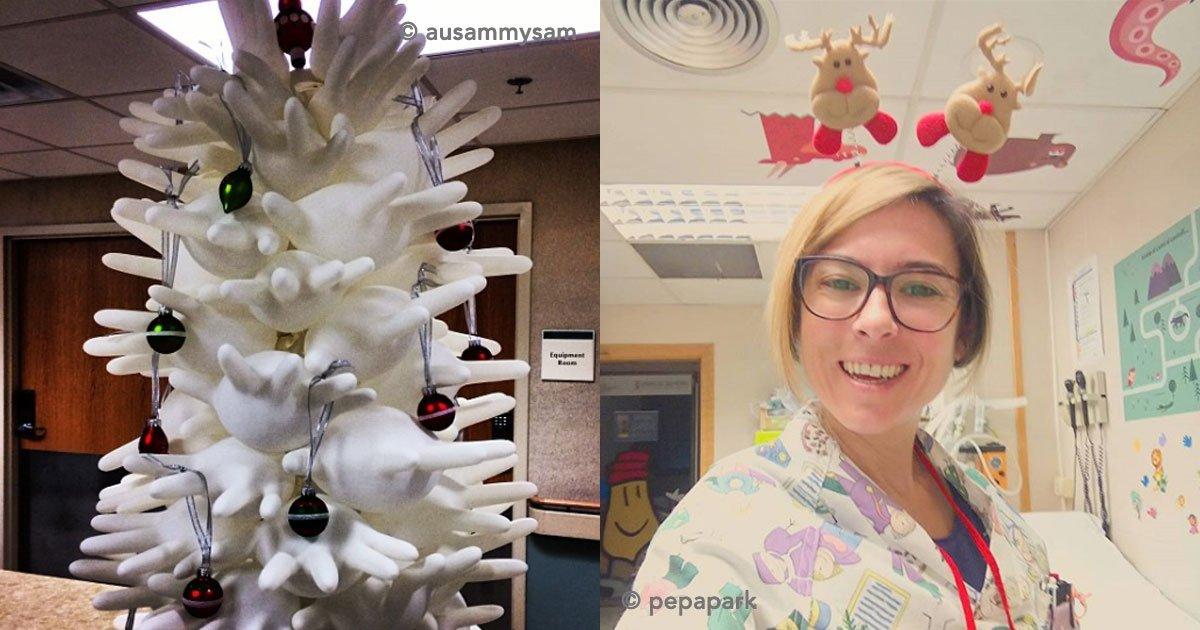 cover 37.jpg?resize=412,232 - Formidables ideas de los residentes de los hospitales para alegrar el corazón de todos en Navidad