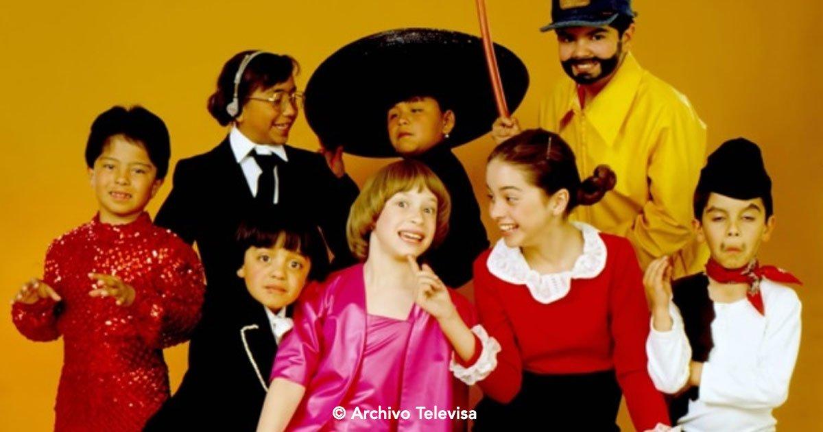 cover 39.jpg?resize=1200,630 - 35 años después así lucen los protagonistas del programa de televisión Chiquilladas