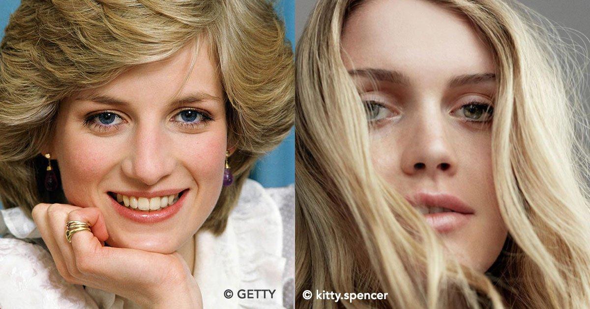 cover 45.jpg?resize=1200,630 - A sobrinha da princesa Diana cresceu e está muito parecida fisicamente com a sua falecida tia