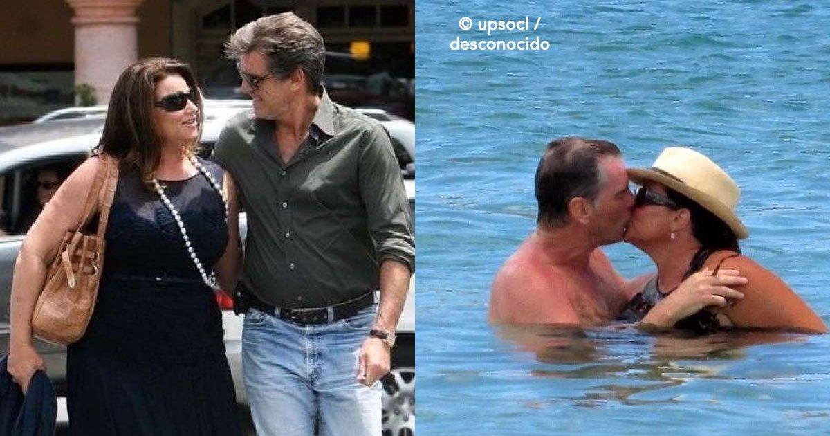 cover 6 - La esposa de Pierce Brosnan ha sido criticada por su figura, uno más de los estigmas de las parejas de celebridades.