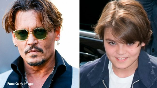 cover 60 1 - O filho de Johnny Depp já é tão atraente como seu pai!