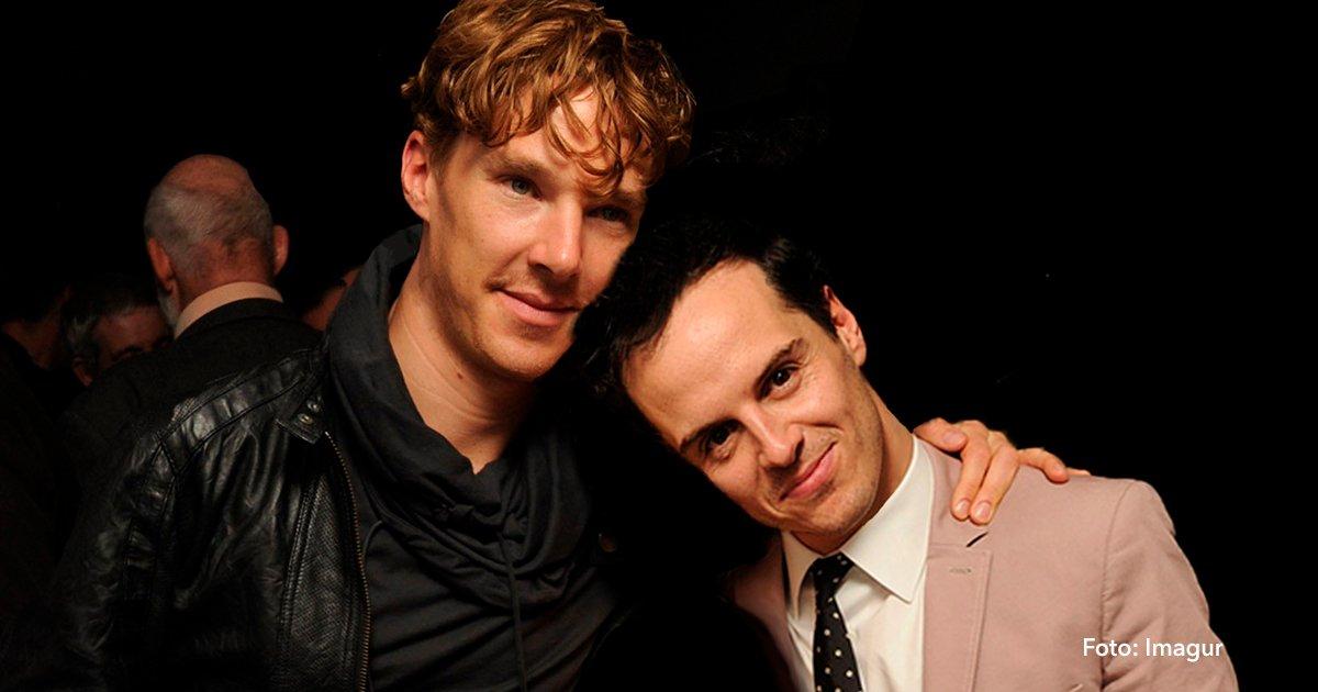 cover - Estos actores han sido enemigos en televisión pero en la vida real son grandes amigos