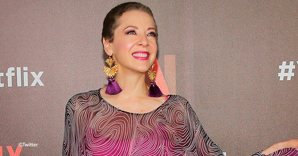 cover3 1.jpg?resize=1200,630 - La actriz mexicana Edith González se sorprendió al recibir un regalo increíble de sus admiradores