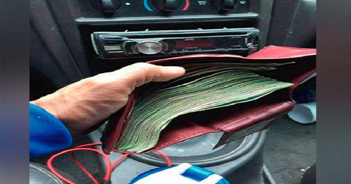 cover7 2.jpg?resize=1200,630 - Padre e hijo encontraron una billetera llena de dinero y lo que hicieron se ha vuelto viral en redes sociales