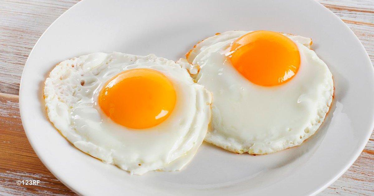 """cover88 - ¿Quieres aprender cómo hacer un huevo """"frito"""" sin aceite?"""