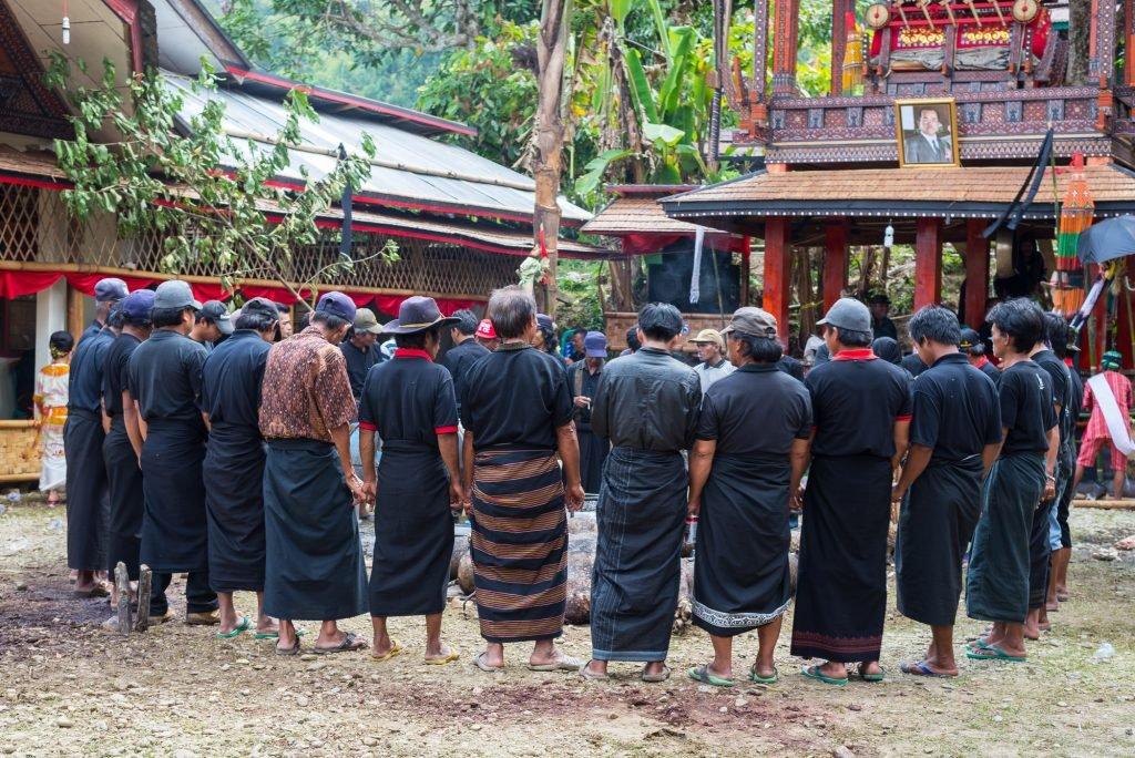 Tana Toraja, Sud de Sulawesi, Indonésie