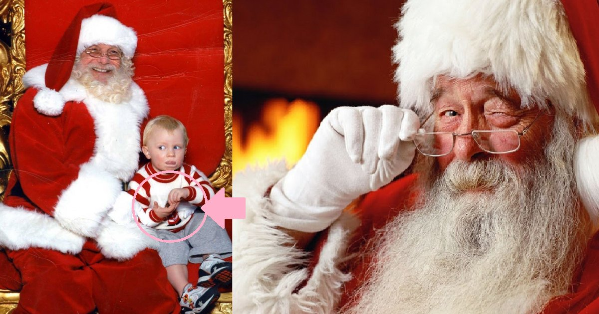 diana 9.png?resize=300,169 - Terrified Toddler Next To Santa Makes Adorable SOS Call using sign language