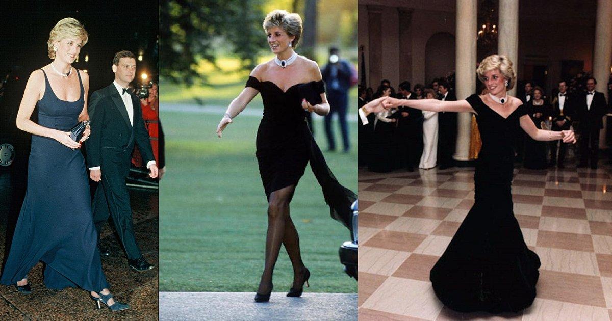 C 243 Mo El Vestido De Venganza De La Princesa Diana