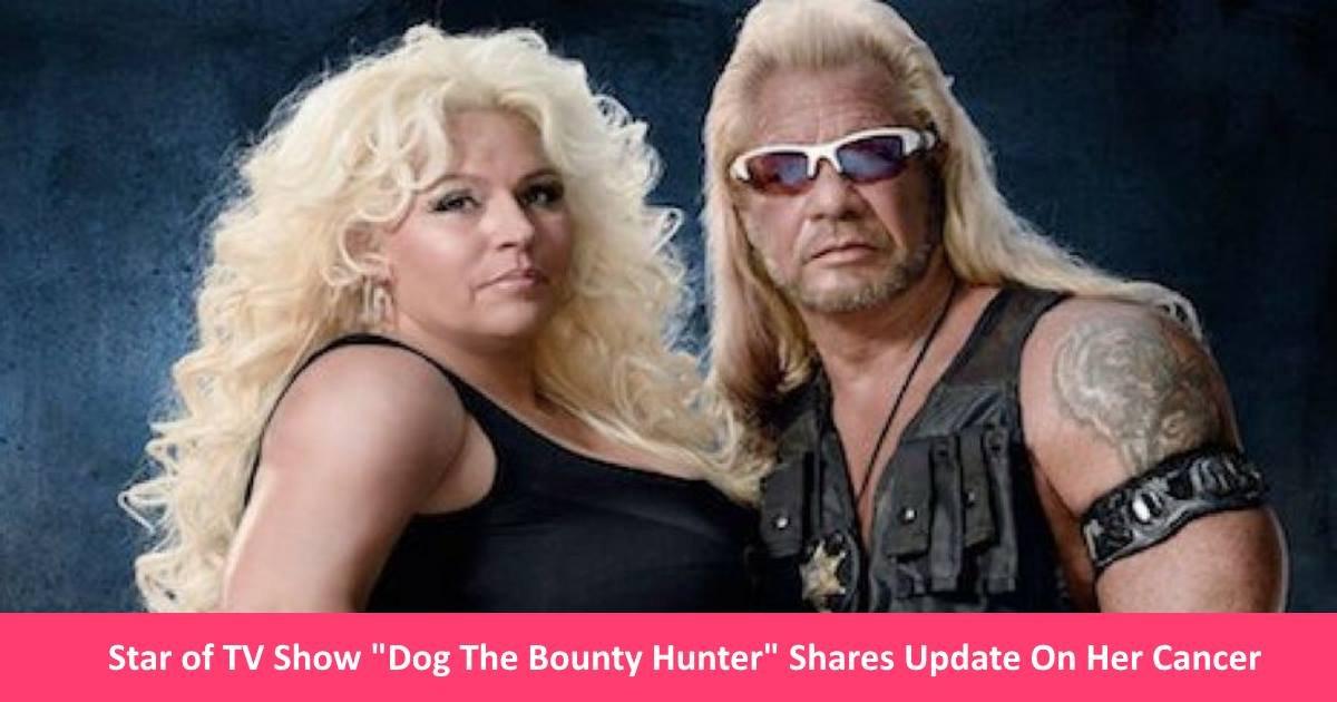 "dogthebountyhunter.jpg?resize=412,232 - Star of TV Show ""Dog The Bounty Hunter"" Shares Update On Her Cancer"