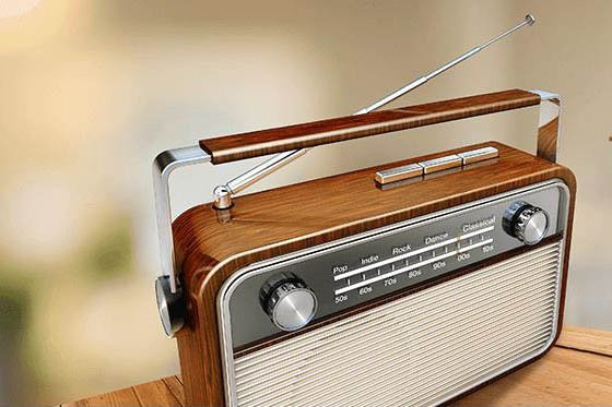 Image result for ラジオ