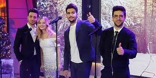 download 1 2 - Jackie Evancho and II Volo Leave Everyone In Tears With Their Beloved Christmas Hit