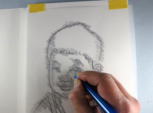 ボールペン画 トレーシングペーパー에 대한 이미지 검색결과