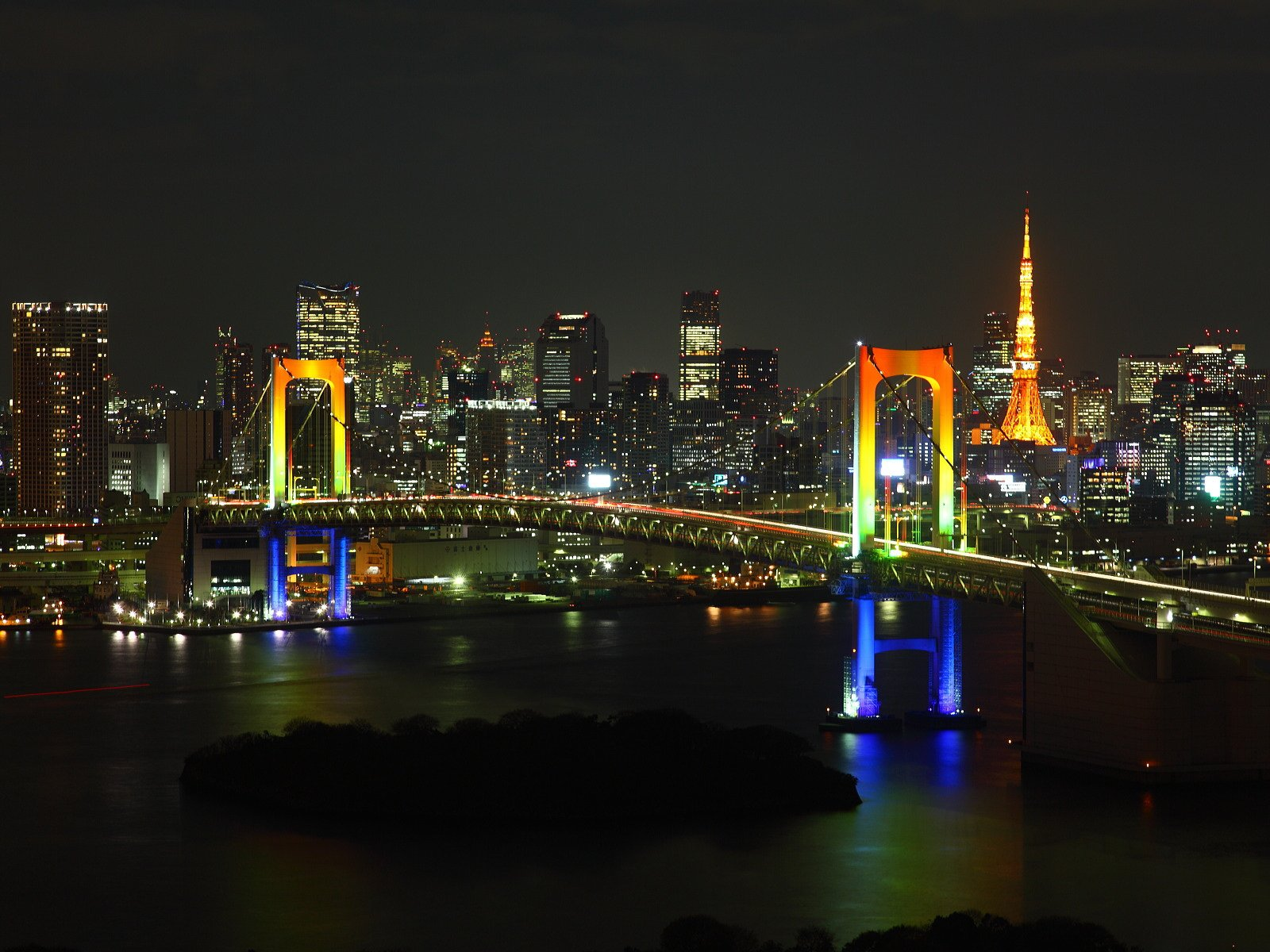 東京都のレインボーブリッジ에 대한 이미지 검색결과