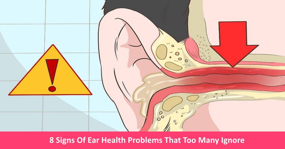 earproblems.jpg?resize=636,358 - 8 Signs Of Ear Health Problems That Too Many Ignore