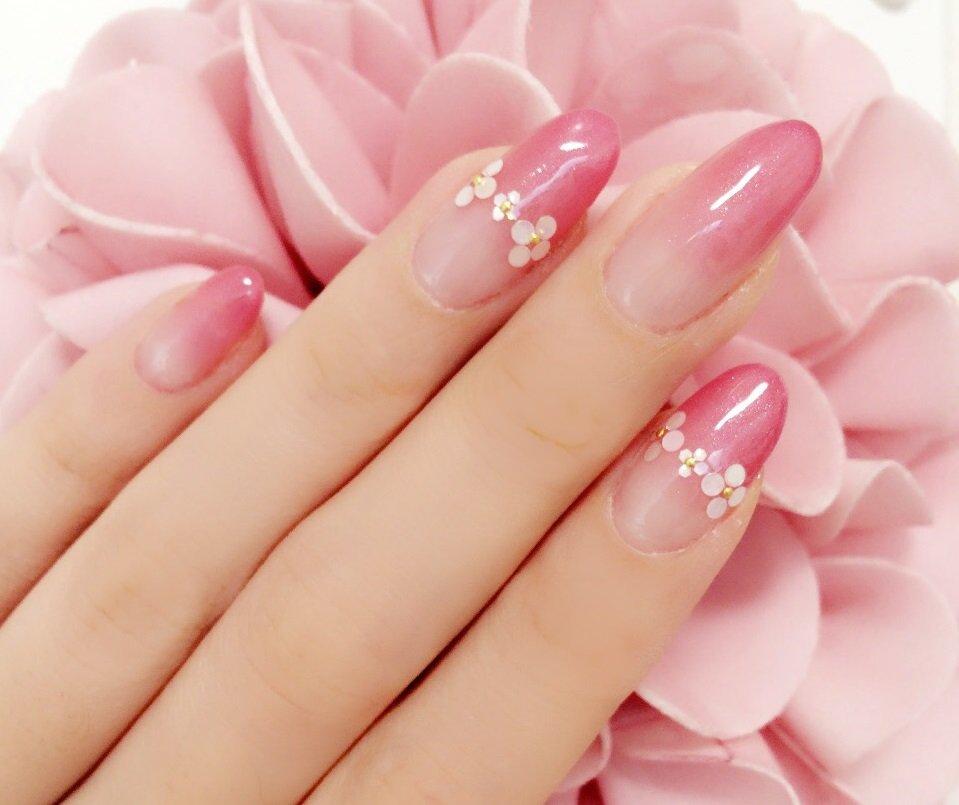 easy design of self nail 5d9baa14459dce5440dd9cf069167eec1 - セルフジェルネイルの簡単なデザイン