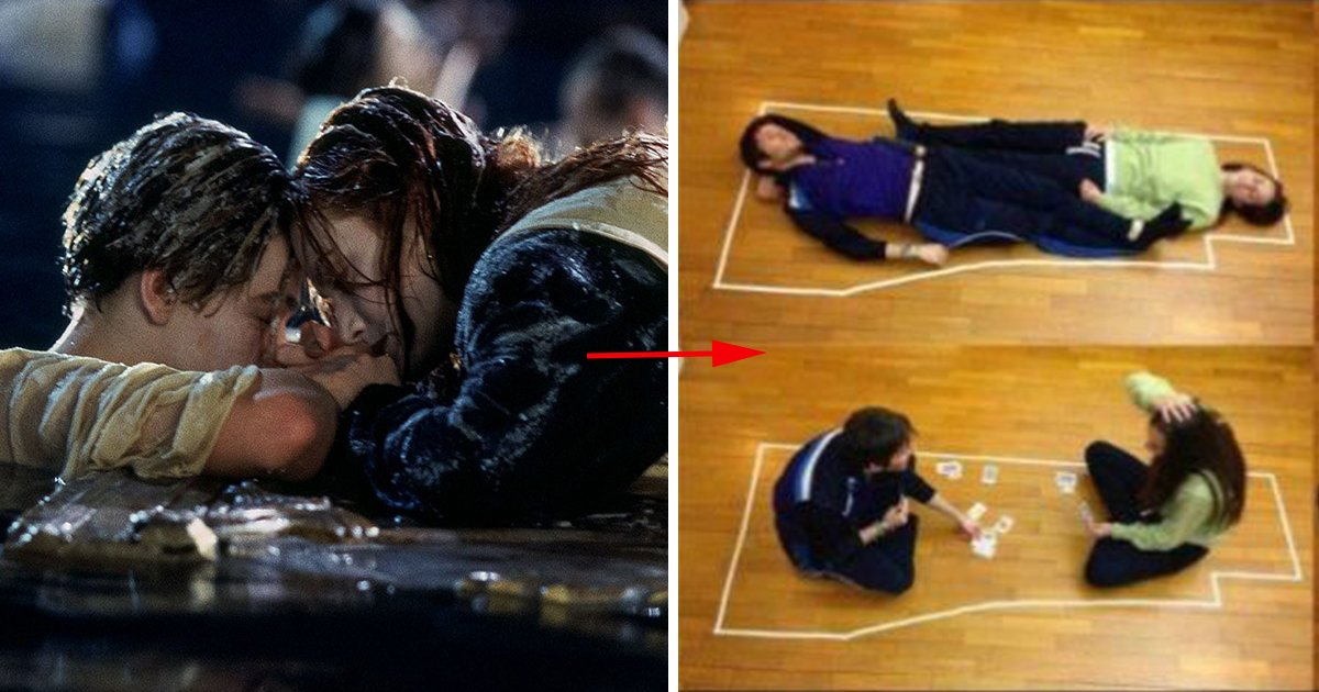 """ec8db8eb84a4ec9dbc1 2 - """"Titanic"""" director James Cameron explains why Jack had to die at the end."""