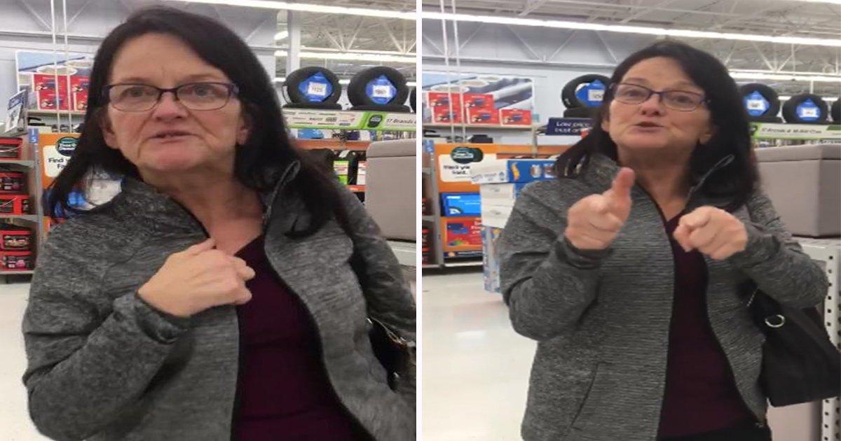 ec8db8eb84a4ec9dbc3 1.jpg?resize=1200,630 - [Vidéo] Une inconnue demande à deux femmes de cesser de parler dans leur langue maternelle et de parler anglais. Découvrez leur réaction.